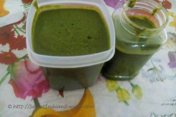 photo of Healthy Chutney