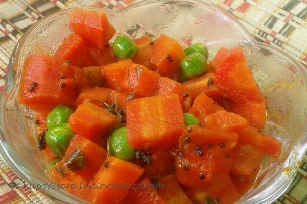 how to make deep fried carrots