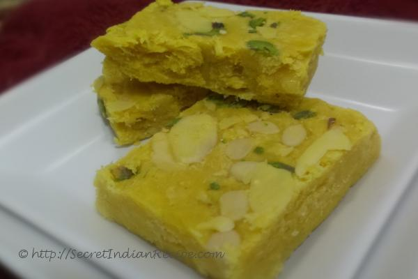 How to make soan papdi indian diwali sweet indian recipes photo of forumfinder Gallery