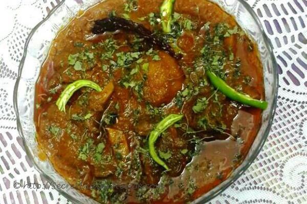 photo of amritsari meat