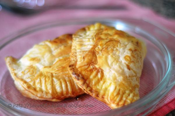 photo of veg puff (vegetable puff pastry monginis style)