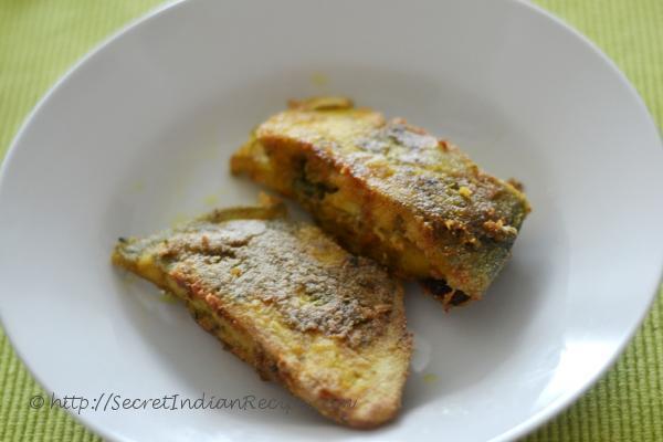 photo of pomfret fry