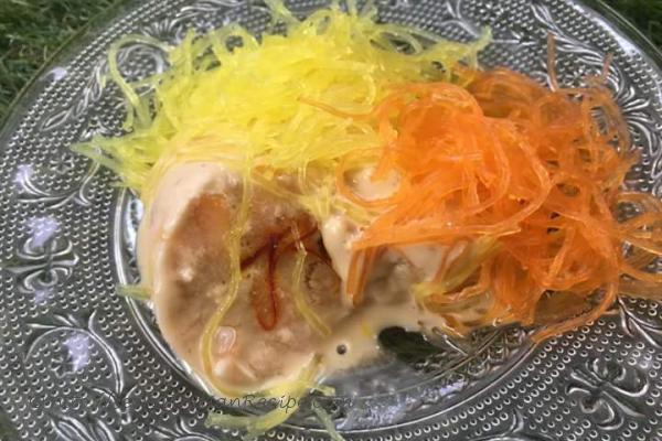 photo of mango ice-cream