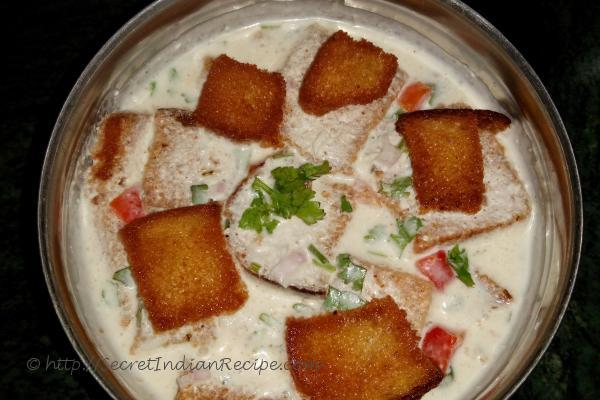 photo of Bread Raita