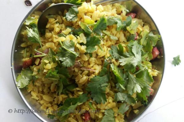 Picture of: Poha