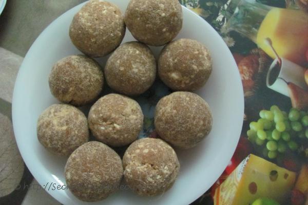 how to make vegetarian belacan powder
