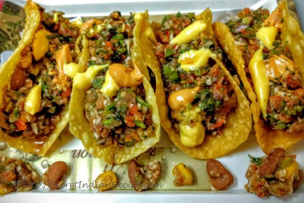 photo of Stuffed Taco Shells