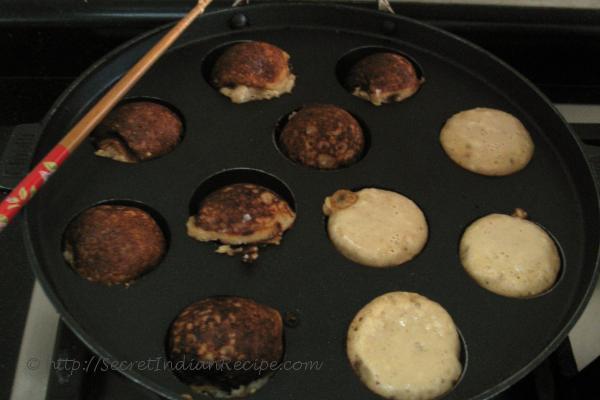 photo of Sweet Paniyarams ( Sweet Rice Dumplings)