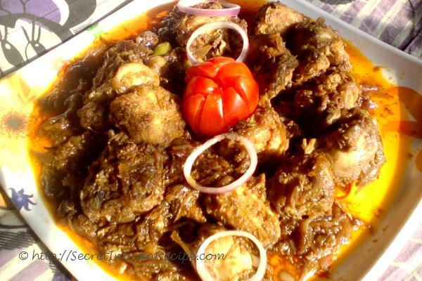 photo of Chicken-e-Banani