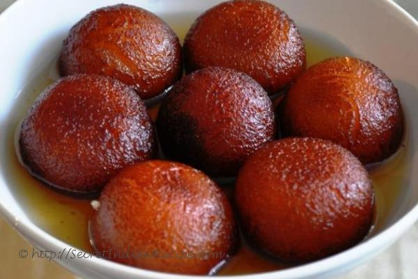 photo of paneer jamun