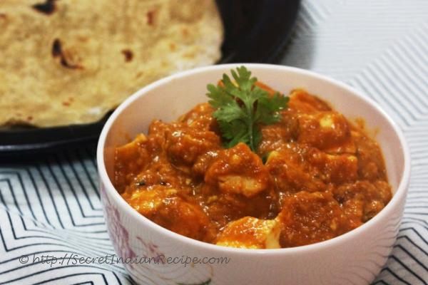 How to make paneer lababdar indian recipes vegetarian recipes photo of paneer lababdar forumfinder Choice Image