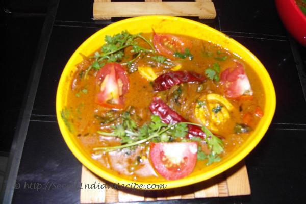 Photo of Kerala egg curry