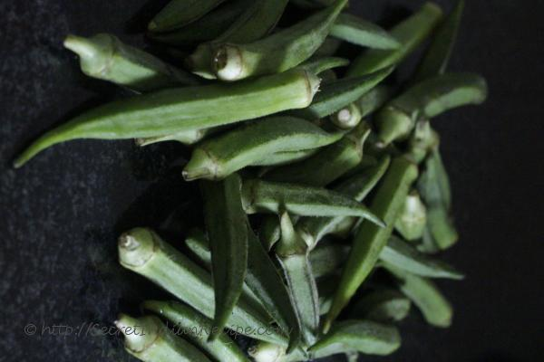photo of bhindi