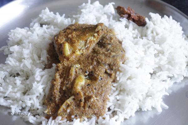 photo of thenga aracha ayla curry (mackerel in coconut gravy)