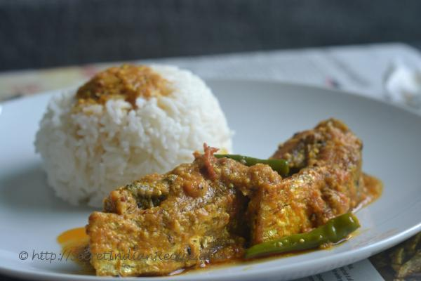 photo of Seabass curry