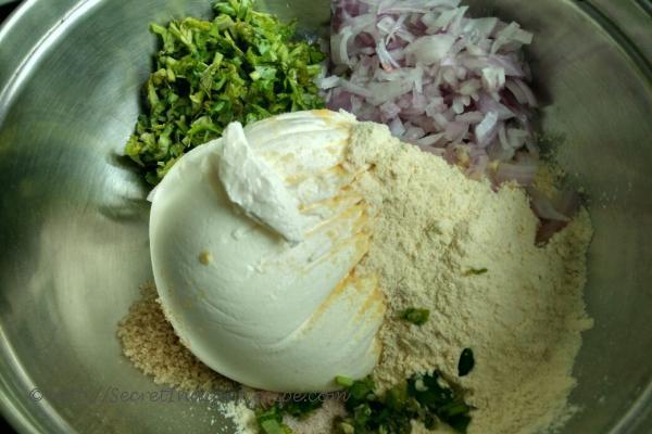 photo of dahi ke kebab (pind balluchi style)