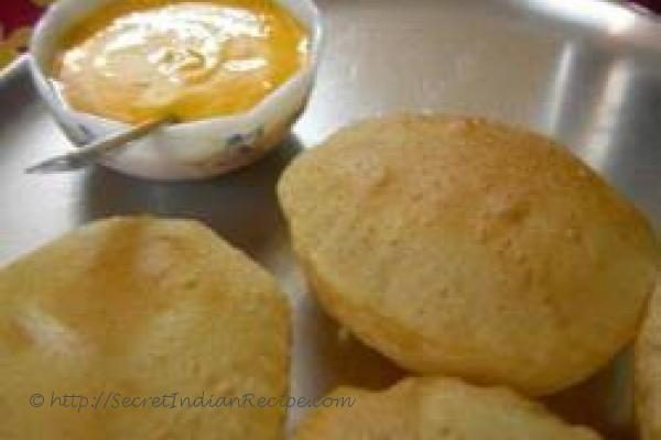 photo of Mango Puri.