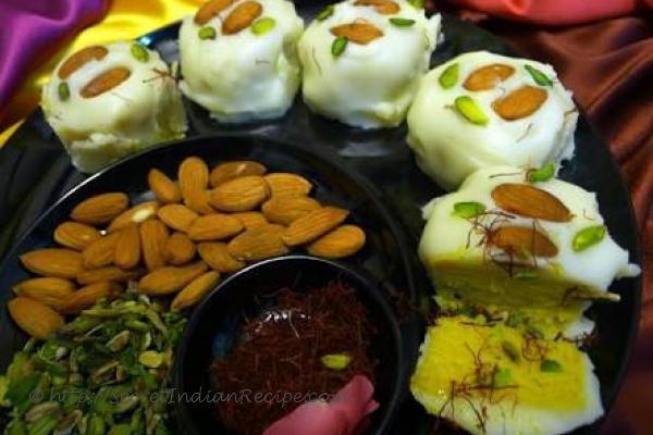 photo of dry fruits ghee ghaari #diwaliregionalrecipe
