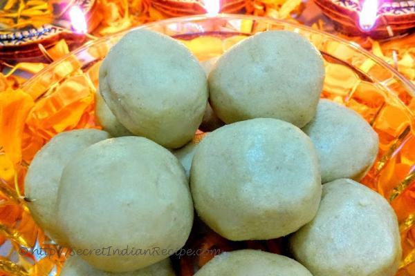 photo of khandeshi daraba ladoo ( authentic khandeshi delicacy )
