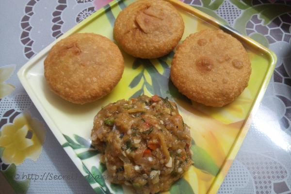 photo of litti chokha