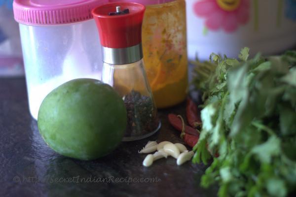 photo of ingredients