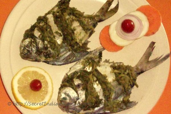 photo of apple fish / healthy oil free steamed fish recipe