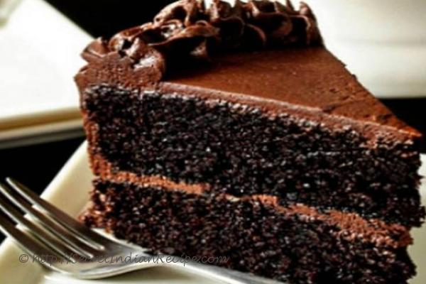 Ultimate Chocolate Cake Recipe: How To Make Ultimate Chocolate Cake Recipe