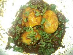 Picture of: Egg Masala (Egg Gravy)