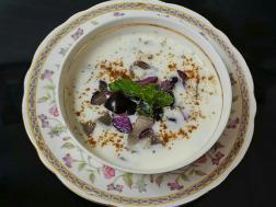 photo of Black Plum Raita (Jamun Raita)