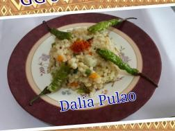 photo of dalia pulao