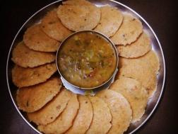 photo of kanchipuram idli