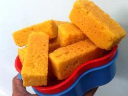 Mysore pak (Gram flour sweet)