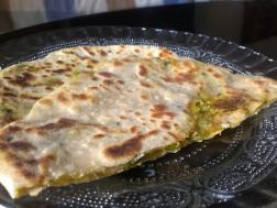 Picture of: Aloo Matar Paratha