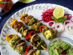 photo of Hara Bhara Paneer Tikka