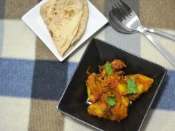 Photo of Restaurant style Aloo masala (Potatoes cooked with Onions & Masalas )