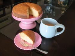 photo of baath (goan coconut cake)