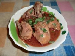 photo of khatta murg