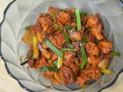 Picture of : Chicken Schezwan/Szechuan