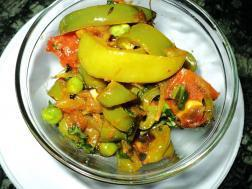 Picture of : Capsicum curry