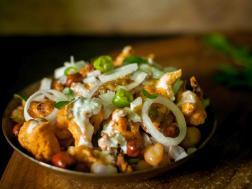photo of pakodi-chaat