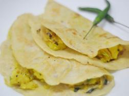 Picture of : Masala dosa