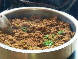 photo of mutton dum kheema