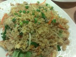 picture of Quick Veg fried Rice (Indian Chinese veg fried rice)