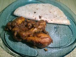 picture of Sookha masala chicken ( Dry masala chicken)