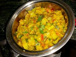 photo of Kaddu ki Sabji (Pumpkin curry)