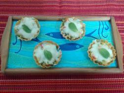 photo of Creamy Savoury Tart - Teatime Snack