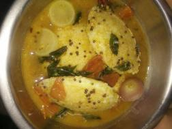 photo of andhra cuisine : idli sambhar