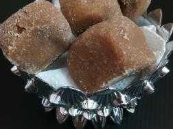 photo of Darwad Peda, decadent Indian sweet.