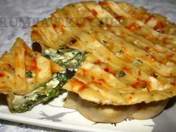 photo of Palak-Paneer Pie
