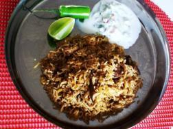 Picture of Mutton Biryani